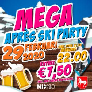 Mega Après Ski Party