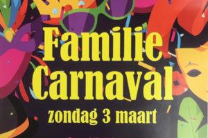 Familie Carnaval Middag en Avond met vrienden