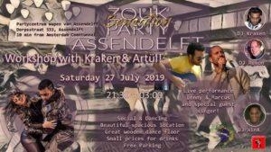 Zouk Sensation Dance Party