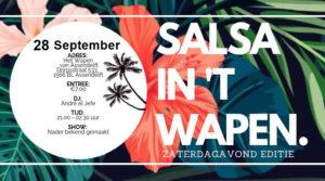 """Salsa in """"het Wapen"""" @ Wapen van Assendelft"""